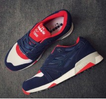 Кроссовки Diadora N9000 Colonel Blue