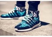 Кроссовки Adidas Originals SL Loop Runner Turquoise - Фото 3