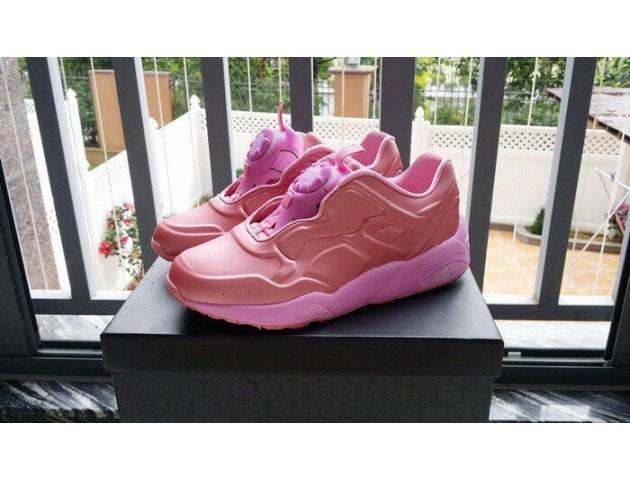 Кроссовки Puma Disc Blaze Pink