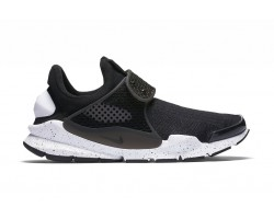 Кроссовки Nike Sock Dart Black And White