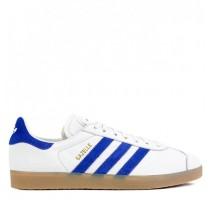 Кроссовки Adidas Gazelle White/Blue