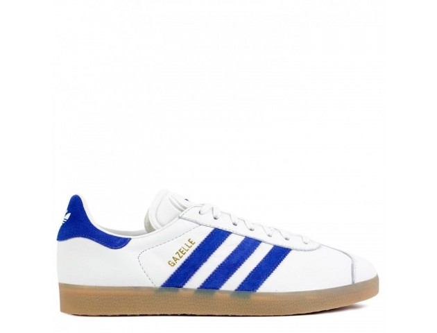 Кроссовки Adidas Gazelle White/Blue