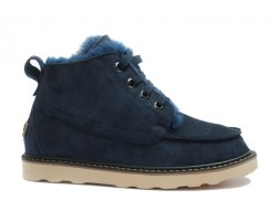UGG DAVID BECKHAM BOOT NAVY