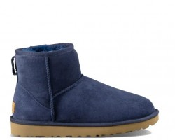 UGG CLASSIC MINI II BOOT NAVY