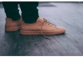 Кеды Puma Clyde x Stampd Cameo Brown - Фото 8