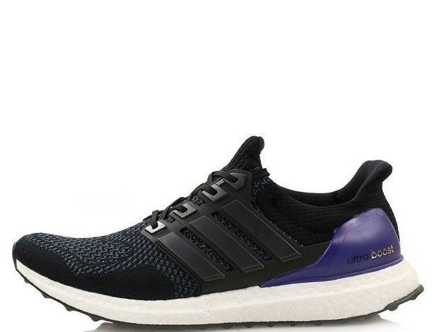 Кроссовки Adidas Ultra Boost Cool Black