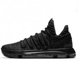 Кроссовки Nike KD 10 All Black Samurai