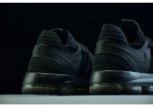 Кроссовки Nike KD 10 All Black Samurai - Фото 5