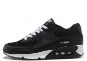 Кроссовки Nike Air Max 90 Black/White - Фото 1
