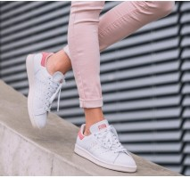 Кроссовки Adidas Stan Smith Vintage Ray Pink