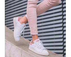 Кроссовки Adidas Stan Smith Vintage Ray Pink