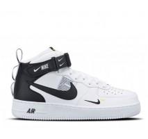 Кроссовки Nike Air Force 1 Mid '07 LV8 White