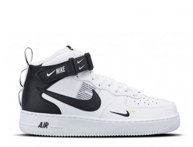 Кроссовки Nike Air Force 1 Mid '07 LV8 White