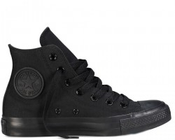 Кеды Converse Original Quality All Star Chuck Taylor High Full Black