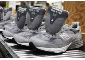 Кроссовки New Balance 993 Grey - Фото 4