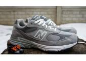 Кроссовки New Balance 993 Grey - Фото 3