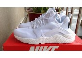 Кроссовки Nike Huarache Ultra Crystal White - Фото 6