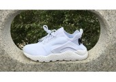 Кроссовки Nike Huarache Ultra Crystal White - Фото 4