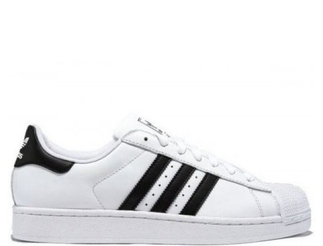 Кроссовки Adidas Superstar II White/Black