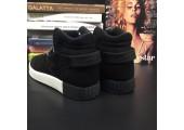 Кроссовки Adidas Tubular Invader Core Black/Vintage White - Фото 5