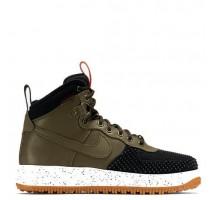 Кроссовки Nike Lunar Force 1 Duckboot Army Green/Black