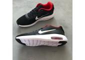 Кроссовки Nike Air Max Modern Essential Black/White/Red - Фото 10
