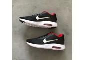 Кроссовки Nike Air Max Modern Essential Black/White/Red - Фото 3