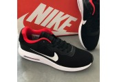 Кроссовки Nike Air Max Modern Essential Black/White/Red - Фото 6