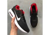 Кроссовки Nike Air Max Modern Essential Black/White/Red - Фото 4