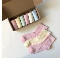Набор детских носочков Бантики № 22