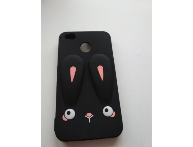 Чехол Rabbit Xiaomi Redmi 4X Black