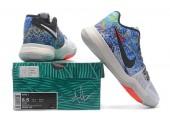 Баскетбольные кроссовки Nike Kyrie Irving 3 All-Star White/Multicolor - Фото 5