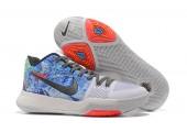 Баскетбольные кроссовки Nike Kyrie Irving 3 All-Star White/Multicolor - Фото 6