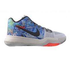 Баскетбольные кроссовки Nike Kyrie Irving 3 All-Star White/Multicolor