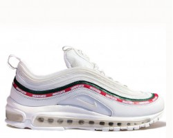 "Кроссовки Undefeated x Nike Air Max 97 ""White"""