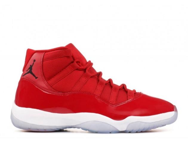 Баскетбольные кроссовки Air Jordan 11 Retro WIN LIKE '96