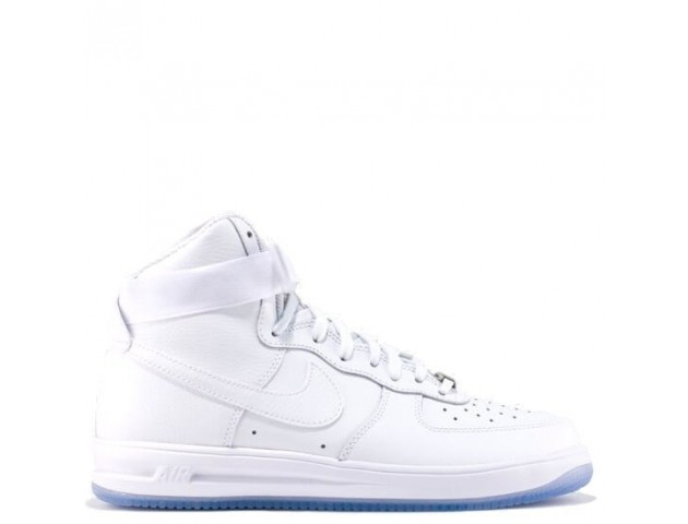 Кроссовки Nike Lunar Force 1 High 14 White Ice