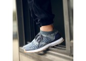 Кроссовки Adidas Ultra Boost Uncaged Grey Dust - Фото 3