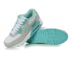 Кроссовки Nike Air Max 90 Mint-Green/Grey
