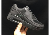 Кроссовки Nike Air Max 90 Ultra 2.0 Essential Black - Фото 2
