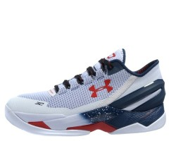 Кроссовки Under Armour Clutchfit Drive Low White/Blue