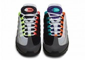 Кроссовки Nike Air Max 95 Grey/Multicolor - Фото 2