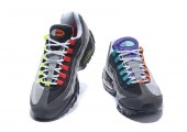 Кроссовки Nike Air Max 95 Grey/Multicolor - Фото 3