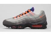 Кроссовки Nike Air Max 95 Grey/Multicolor - Фото 4