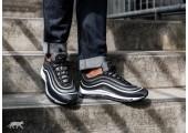 Кроссовки Nike Air Max 97 Ultra Black Grey - Фото 6