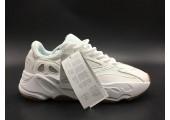 Кроссовки Adidas Yeezy 700 Boost White - Фото 3