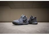 Баскетбольные кроссовки Nike Kyrie 3 Midnight Grey - Фото 5