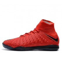 Футзалки Nike Hypervenom x Proximo II DF IC University Red/White/Bright Crimson