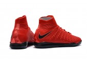 Футзалки Nike Hypervenom x Proximo II DF IC University Red/White/Bright Crimson - Фото 7