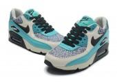 Кроссовки Nike Air Max 90 Bright Jade Black - Фото 1